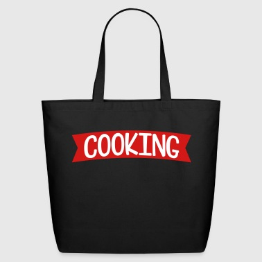 cooking - Eco-Friendly Cotton Tote