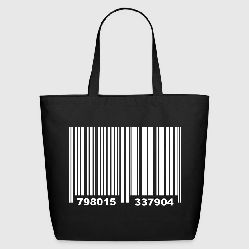 Barcode - Eco-Friendly Cotton Tote
