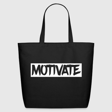 Motivate - Eco-Friendly Cotton Tote