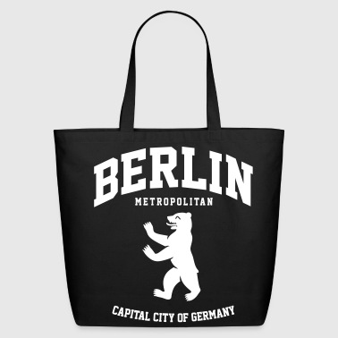 BERLIN BEAR  GERMANY - Eco-Friendly Cotton Tote