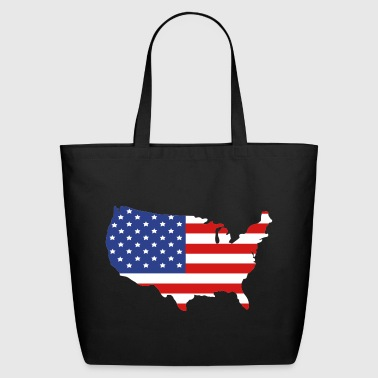 United States of America - Eco-Friendly Cotton Tote