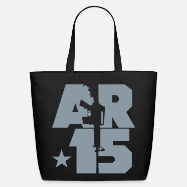 Ar15 AR15 - Eco-Friendly Tote Bag
