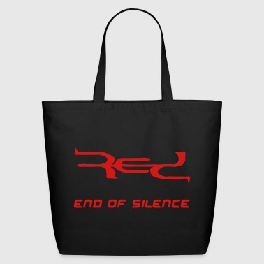 red - Eco-Friendly Cotton Tote