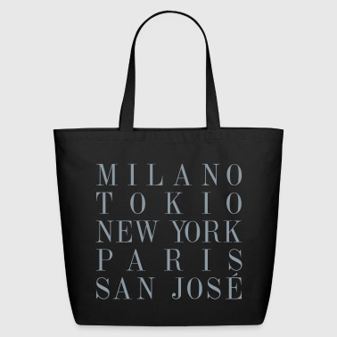 san josé - Eco-Friendly Cotton Tote