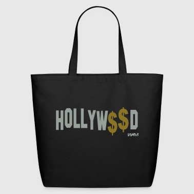 hollywood money by wam - Eco-Friendly Cotton Tote