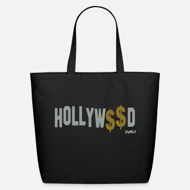Hollywood hollywood money by wam - Eco-Friendly Cotton Tote