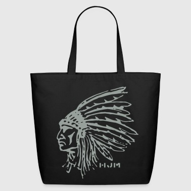Indian Chief - Eco-Friendly Cotton Tote