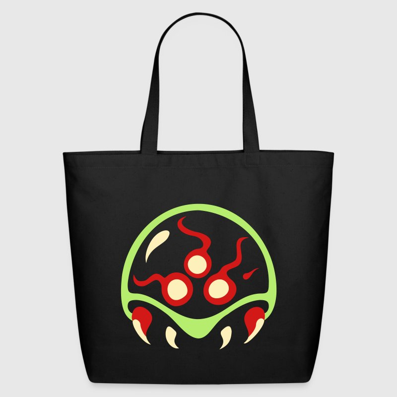 Metroid Vector - Eco-Friendly Cotton Tote