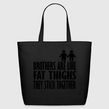 brothers - Eco-Friendly Cotton Tote