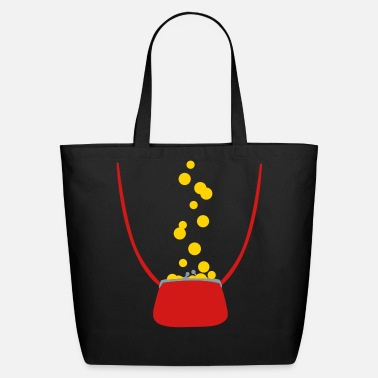 change purse - Eco-Friendly Cotton Tote
