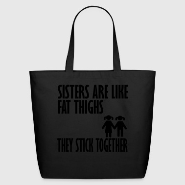 sisters - Eco-Friendly Cotton Tote