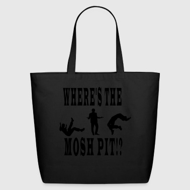 Mosh pit - Eco-Friendly Cotton Tote