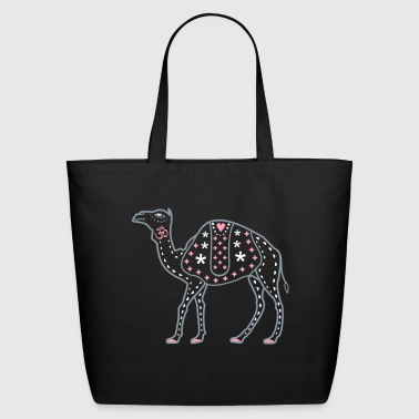 Indie Pop Camel - Eco-Friendly Cotton Tote
