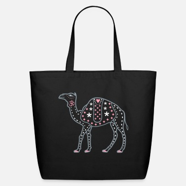 Indie Indie Pop Camel - Eco-Friendly Cotton Tote