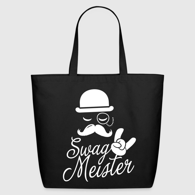 Like a swag style i love swag meister boss meme - Eco-Friendly Cotton Tote