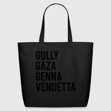 Gully Gaza Genna Vendetta - Eco-Friendly Cotton Tote