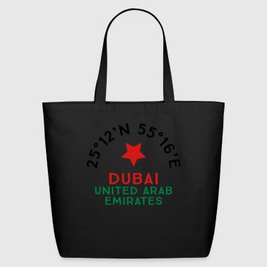 Dubai - Eco-Friendly Cotton Tote