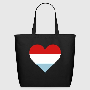 A Heart For Holland - Eco-Friendly Cotton Tote