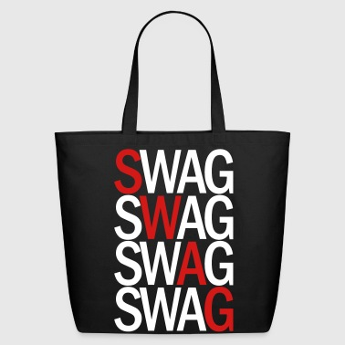 SWAG TWO COLOR VECTOR - Eco-Friendly Cotton Tote
