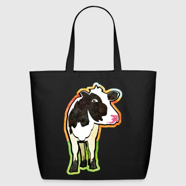 Dairy Cow - Eco-Friendly Cotton Tote