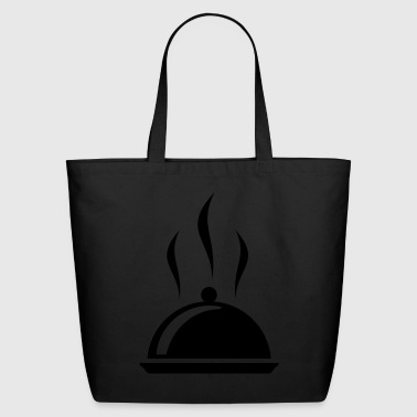 restaurant - food - Eco-Friendly Cotton Tote