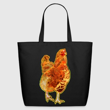 Rooster - Eco-Friendly Cotton Tote