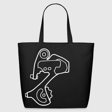 Derailleur - Eco-Friendly Cotton Tote