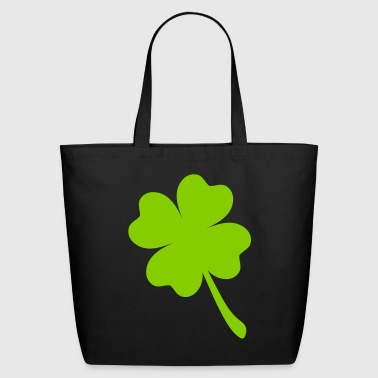FOUR LEAF CLOVER - Eco-Friendly Cotton Tote