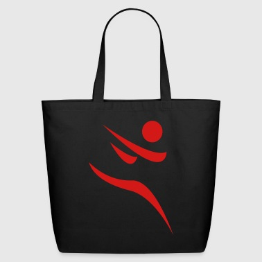 martial arts - Eco-Friendly Cotton Tote