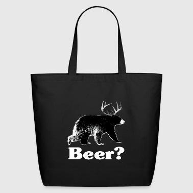 Beer? - Eco-Friendly Cotton Tote