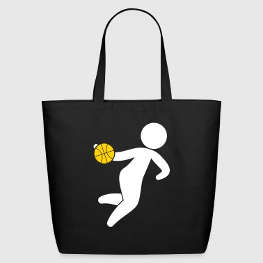 A Basketball Player - Eco-Friendly Cotton Tote