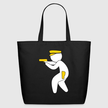 The Policeman - Eco-Friendly Cotton Tote