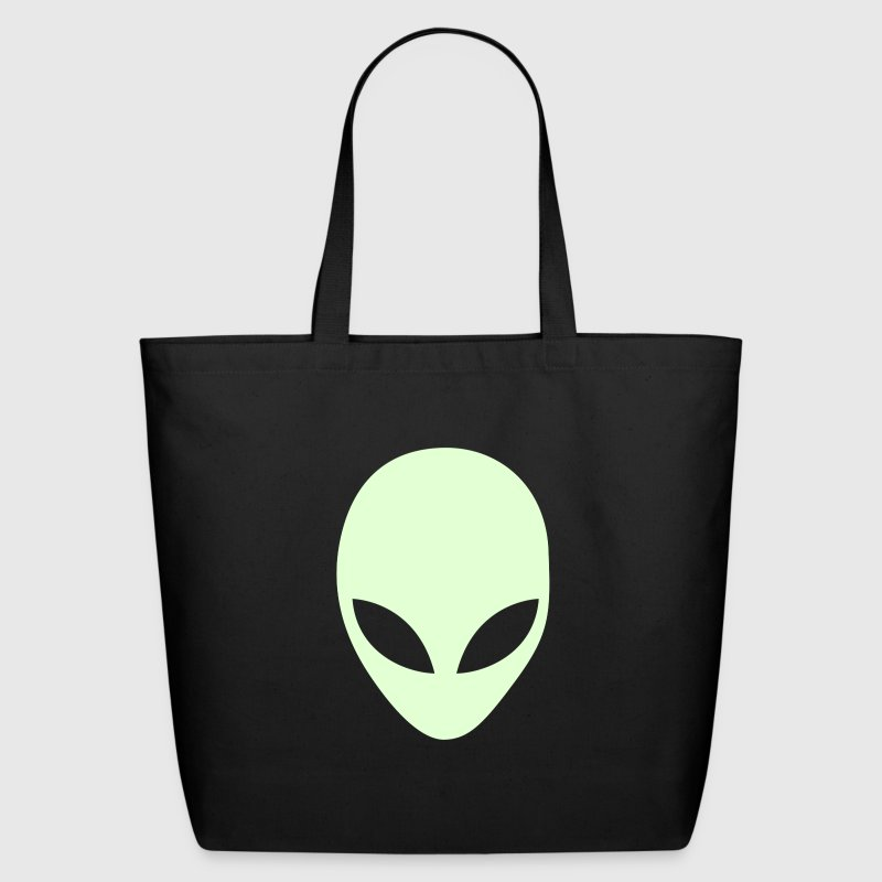 Alien - VECTOR - Eco-Friendly Cotton Tote