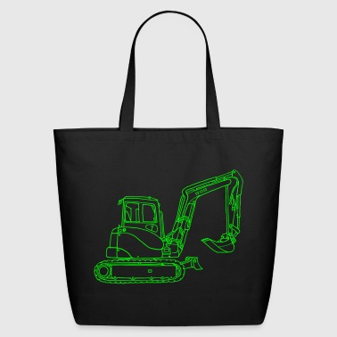 Digger - Eco-Friendly Cotton Tote