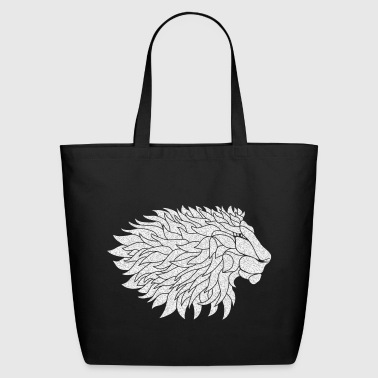 Lion mane - Eco-Friendly Cotton Tote