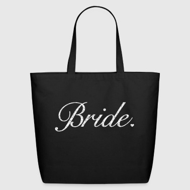 Bride  - Eco-Friendly Cotton Tote