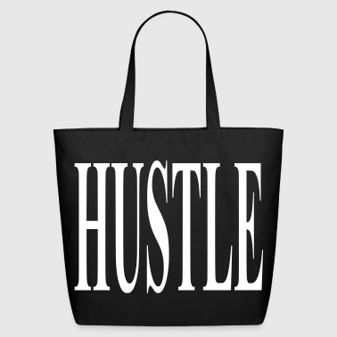 HUSTLE | HUSTLA - Eco-Friendly Cotton Tote