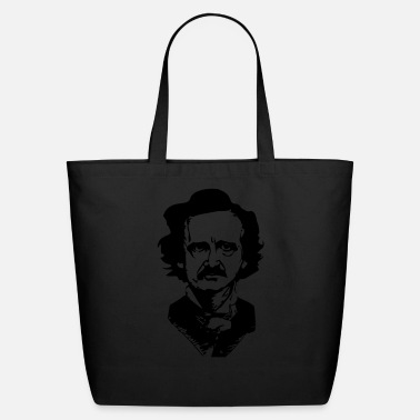Poe Edgar Allan Poe - Eco-Friendly Cotton Tote