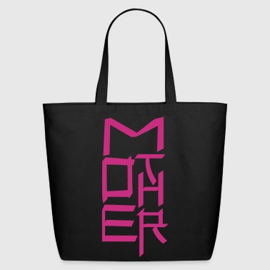 Mother Character - Eco-Friendly Cotton Tote