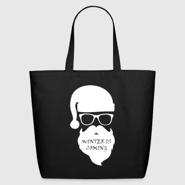 winter - Eco-Friendly Cotton Tote
