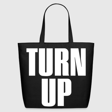 TURN UP | TURNT UP | 2CHAINZ - Eco-Friendly Cotton Tote