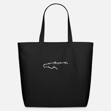 Racehorse A Racehorse - Eco-Friendly Cotton Tote