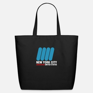 City New York City, USA - Eco-Friendly Cotton Tote