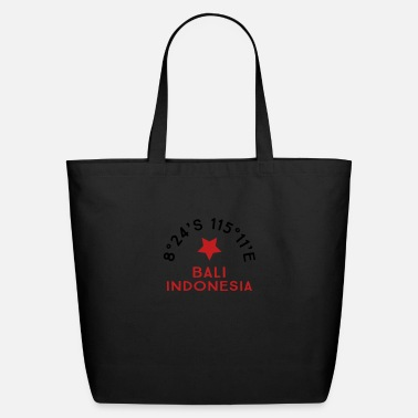 Bali Bali - Eco-Friendly Cotton Tote
