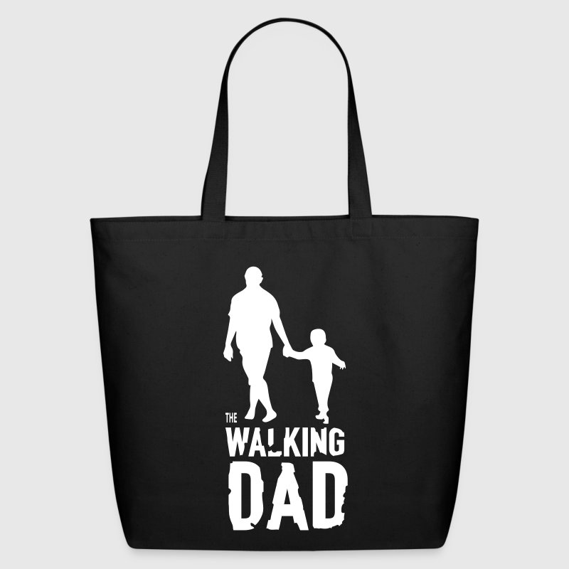 The Walking Dad - Eco-Friendly Cotton Tote