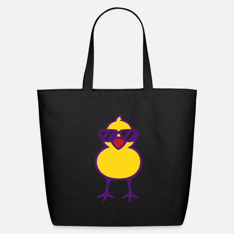 Chick Bags & backpacks - Cool Chick - Eco-Friendly Tote Bag black