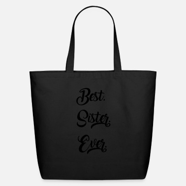 Sister Sister - Eco-Friendly Cotton Tote