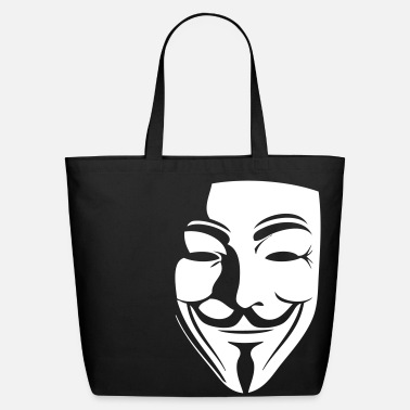 Guy Fawkes guy fawkes - Eco-Friendly Cotton Tote