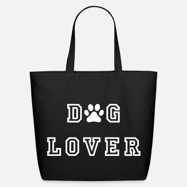 Dog Dog Lover - Eco-Friendly Cotton Tote