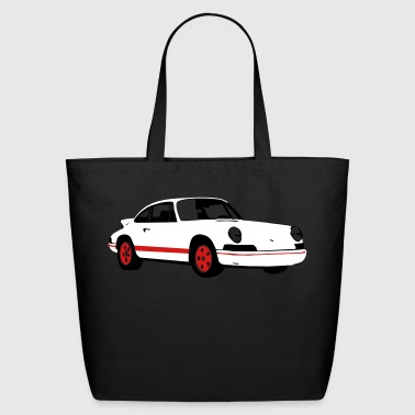 sportscar 911 - Eco-Friendly Cotton Tote